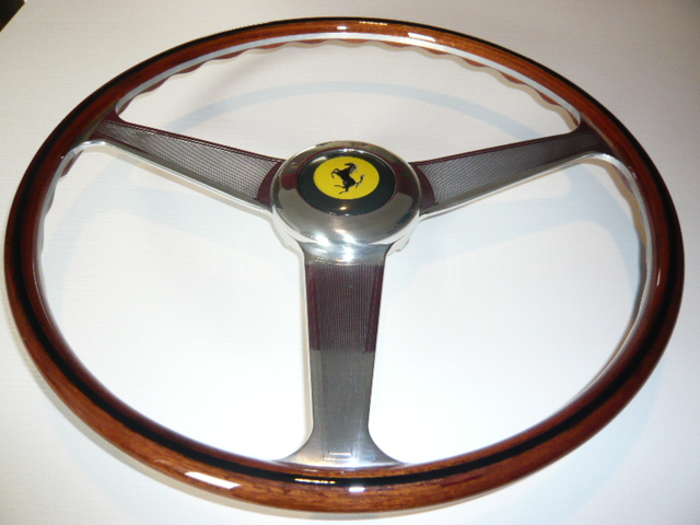 ferrari 250 steering wheel. Cars Review. Best American Auto & Cars Review