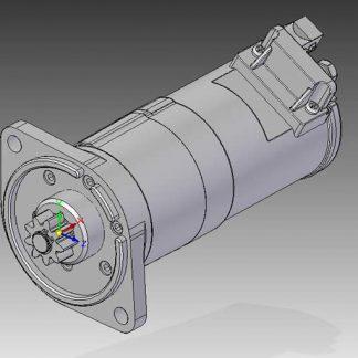 starter motor ferrari lightweight