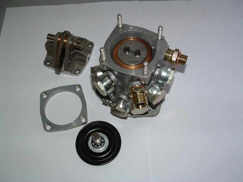 lucas mechanical fuel injection 8mm ferrari