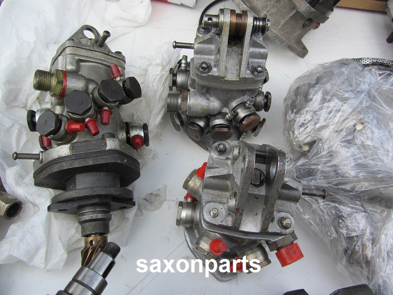 Lucas Mechanical Fuel Injection For Ferrari