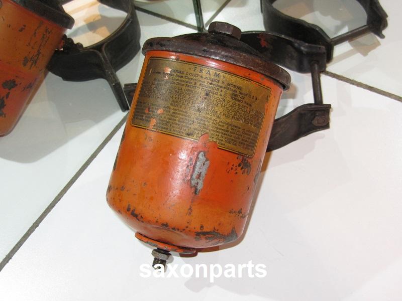fram by pass oil filter canister for ferrari