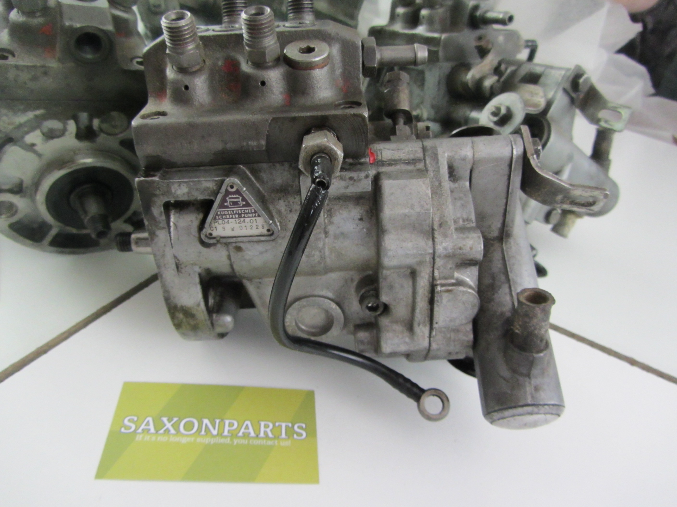 Kugelfischer Mechanical Fuel Injection System Saxonparts