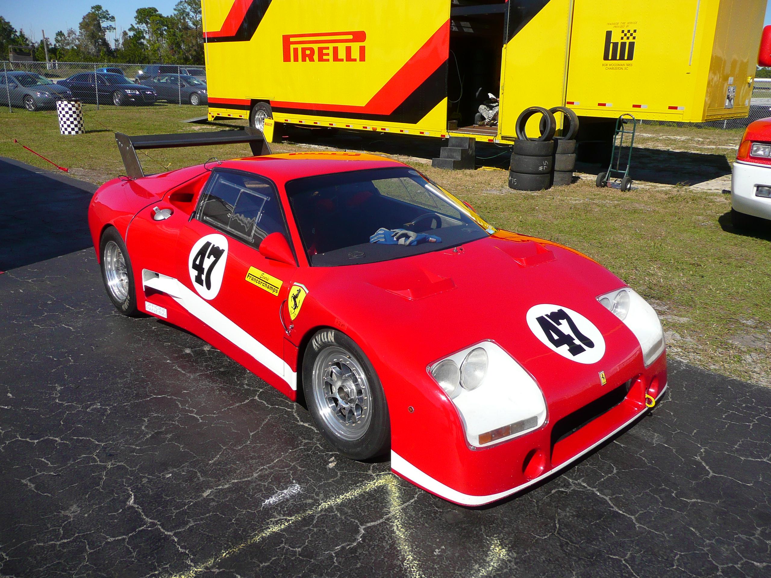 Ferrari 308 Gt M Michelotto Continuation Project Saxonparts Fuse Box