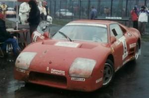 Ferrari 308 GTM replica