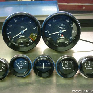 dashboard dash board ferrari instruments gauges