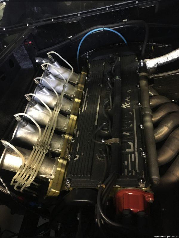"""BMW M1 Procar Slide Throttle """" Flachschieber"""" M88"""